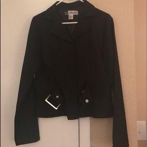 JouJou pin stripe jacket